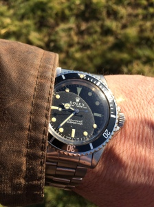 "1966 Rolex 5513 ""metres first"" Sub. From Oakleigh Watches."