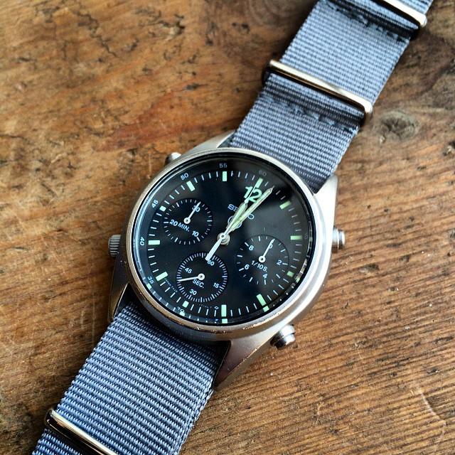 RAF Seiko 7a28 (2)