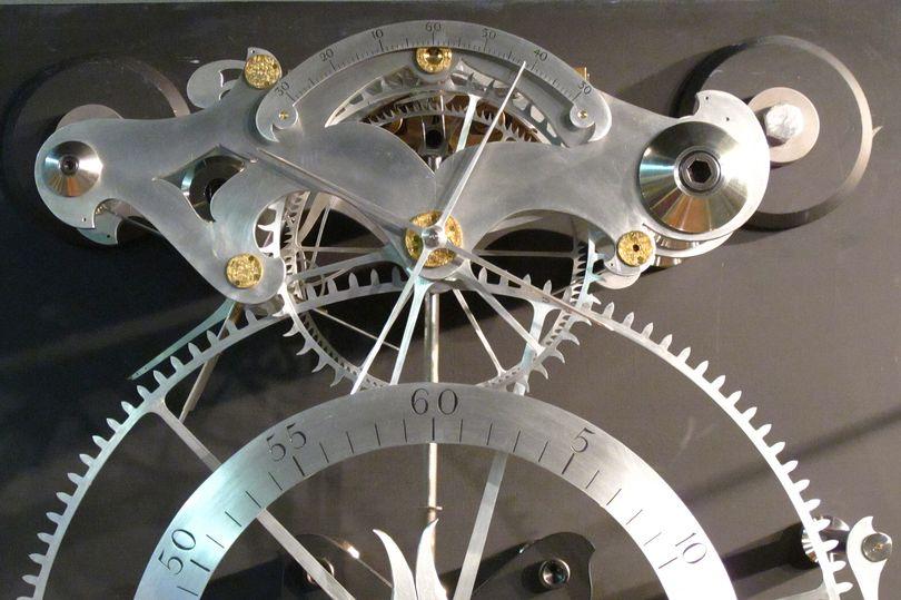 Burgess B clock
