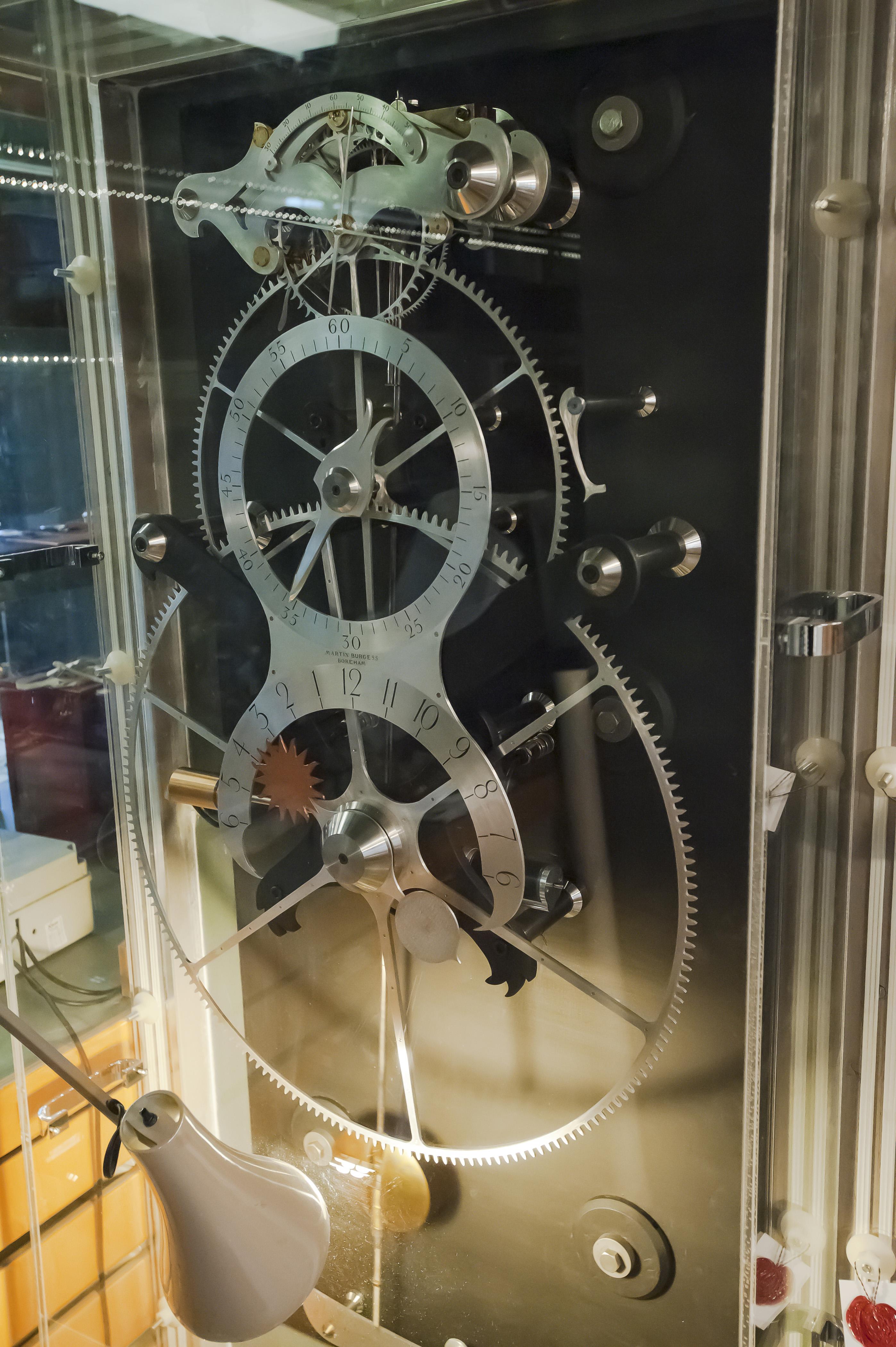 Harrison B clock 1