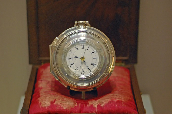 Harrison's H5 Chronometer