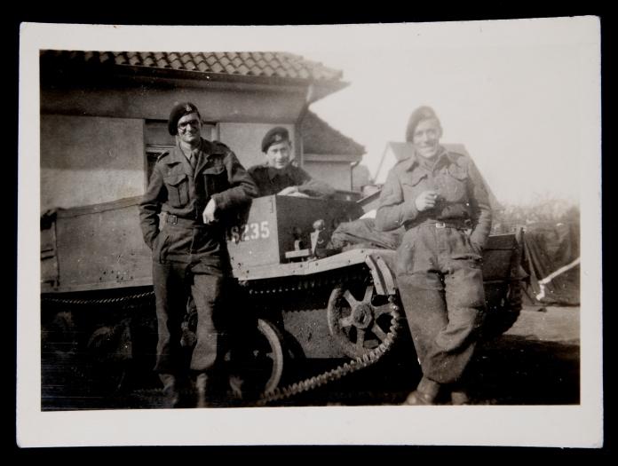 G H Rowson Reconnaissance Corps